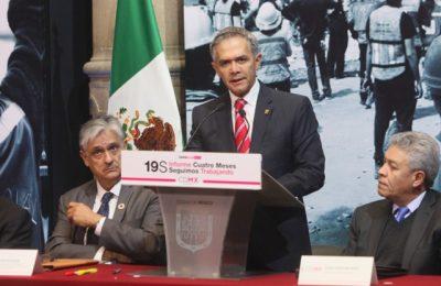 ONU reconoce labores de reconstrucción de CDMX
