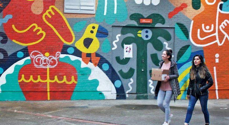 'October School', un espacio de encuentro entre escuelas artísticas