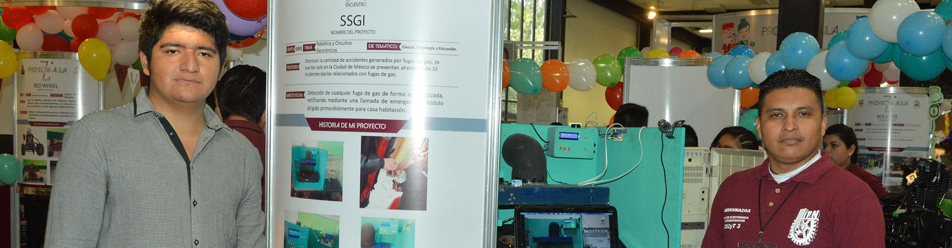 IPN diseña sistema automatizado para detectar fugas de gas