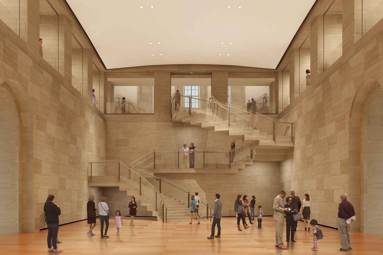 Frank Gehry remodelará el Museo de Arte de Filadelfia