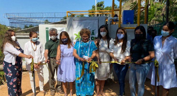 Fundación FUNO anuncia el inicio de operaciones de planta de tratamiento de agua en Acapulco