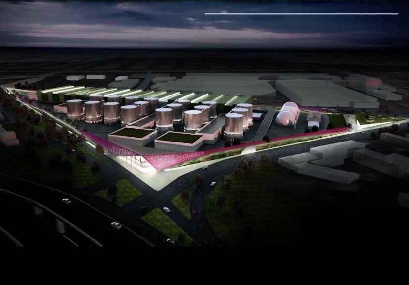 Construirán planta de biodigestión en la Central de Abasto