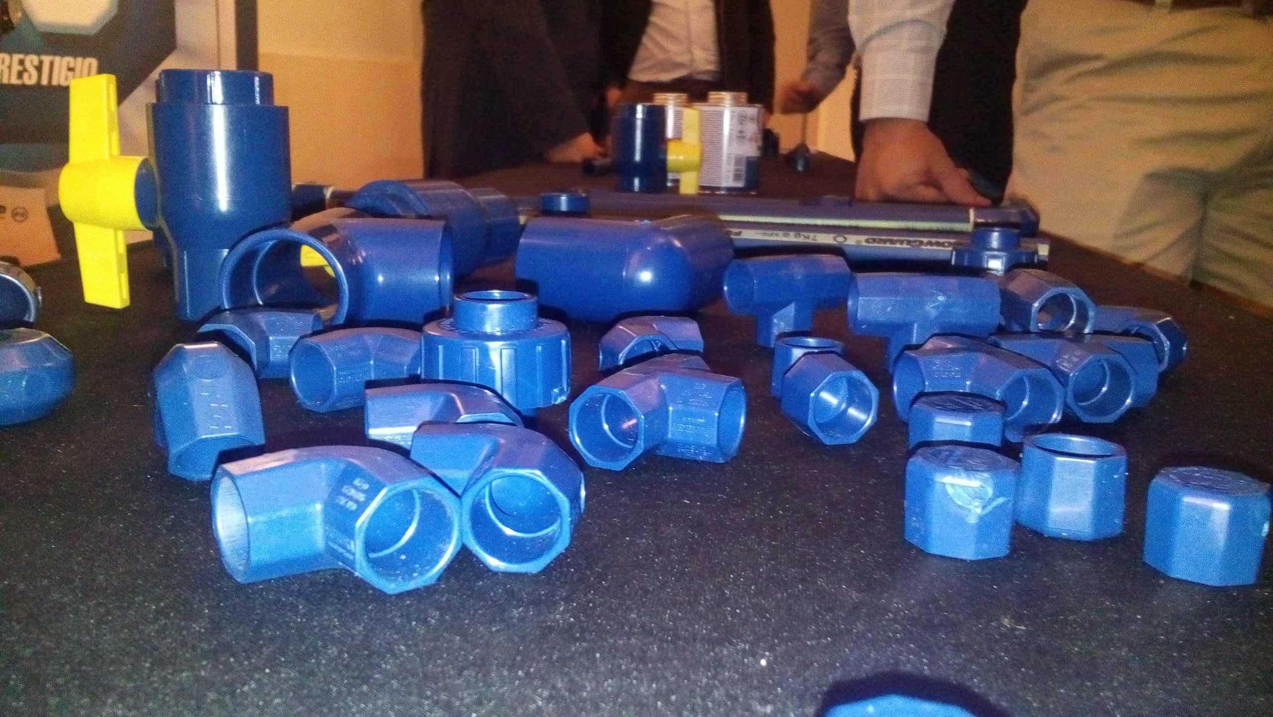 Innovan con tubería de CPVC para mejorar flujo de agua caliente