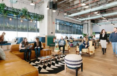 Grupo LaLa se muda a oficinas de WeWork en Santa Fe