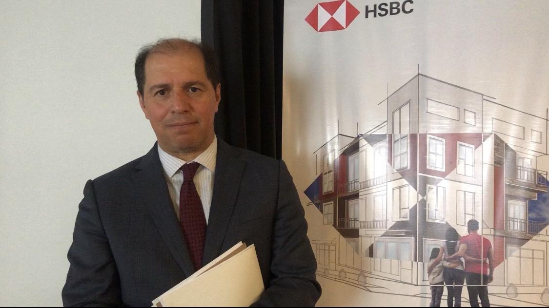 HSBC lanza producto que fija condiciones hipotecarias dos años