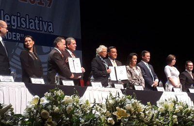 CNNM firma convenio con Facultad de Derecho de la UNAM