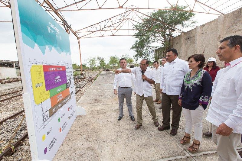Rehabilitarán parque 'La Plancha' en Yucatán