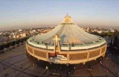 Nueva Basílica de Guadalupe cumplió 40 años