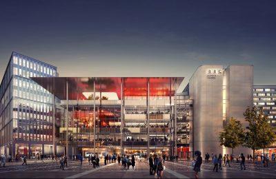 Foster+Partners diseña la nueva sede de BBC Wales