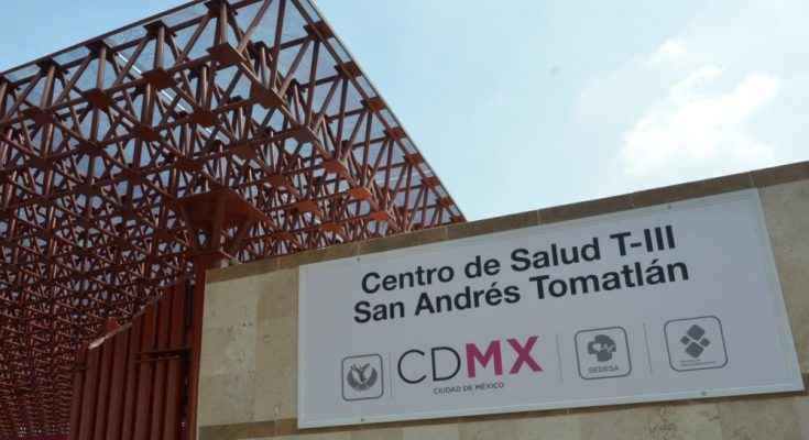 Entregan 4 centros de salud en la Ciudad de México