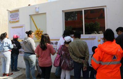 Entregaron casa antisísmica en Iztapalapa