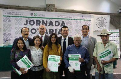 Se ha realizado cerca de 41,000 támites en la Jornada Notarial 2019