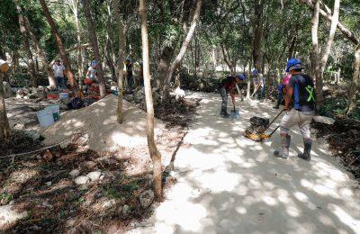 Inicia construcción de parque ecológico en Quintana Roo