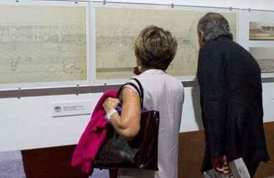 El Colegio Nacional inaugura la muestra Teodoro González de León: Dibujos