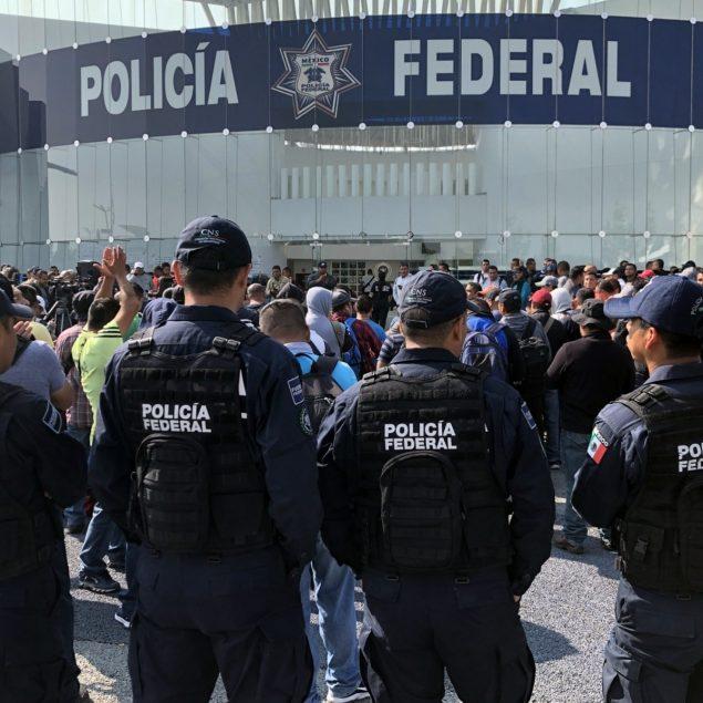 Anuncia Fovissste soluciones crediticias para ex policías federales