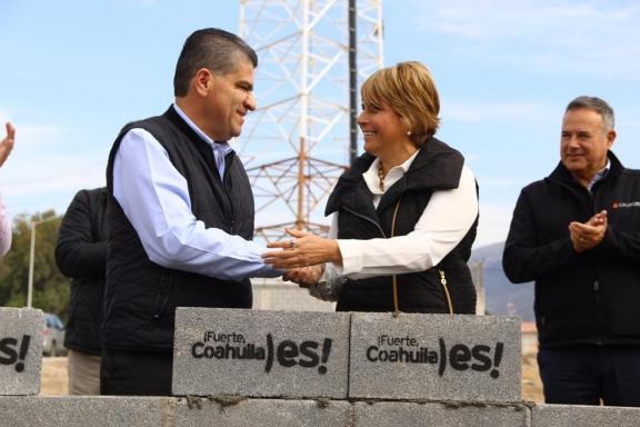 Coahuila inicia construcción de central camionera en Cuatro Ciénegas