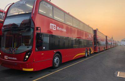 Línea 7 del Metrobús inicia recorridos a partir del lunes