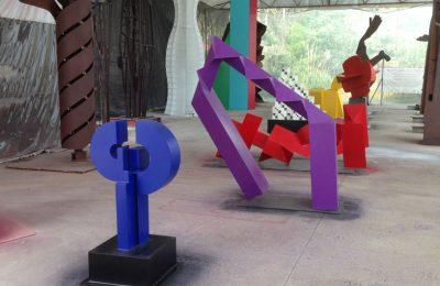 Embellecen al nuevo Parque Lineal de Mixcoac