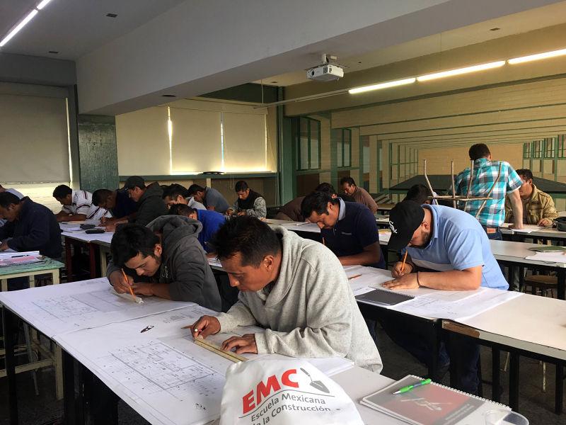 UNAM certificarán a trabajadores de la construcción