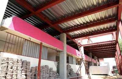 Construyen clínica en Venustiano Carranza
