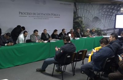 Presentan propuestas para la construcción del NAIM