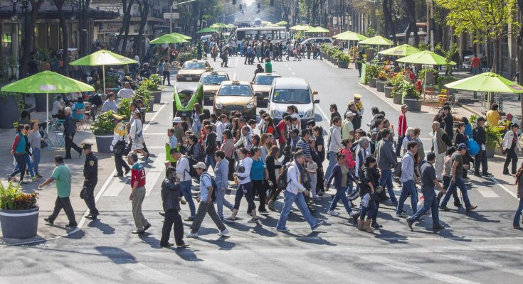 Presentan 'Sistema de Calles CDMX'