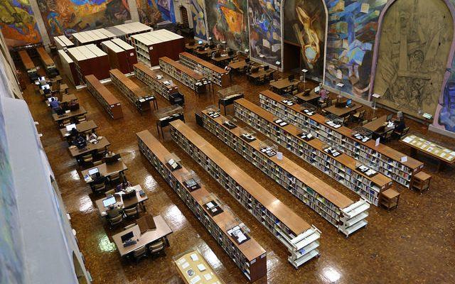 Modernizan Red de Bibliotecas en CDMX
