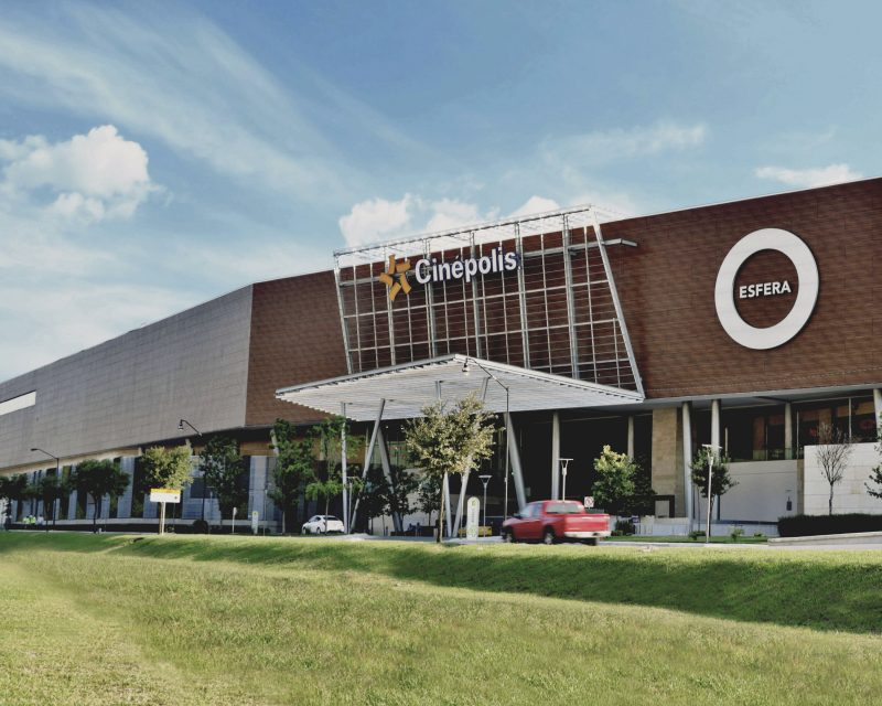 Esfera Fashion Hall obtuvo certificación LEED Plata