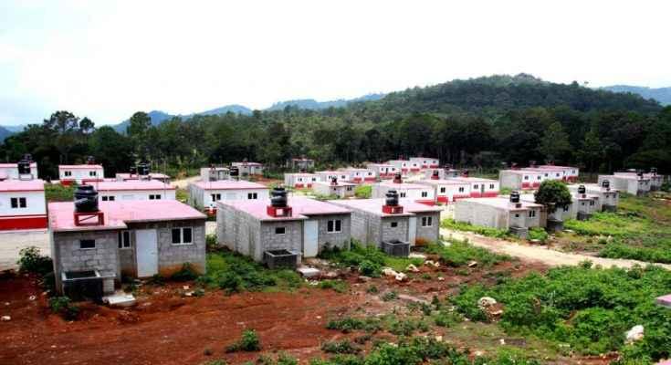 Autoconstrucción representa 68% del parque habitacional