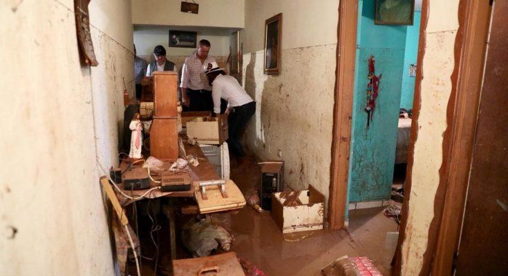 Infonavit recibe 2,250 reportes de viviendas afectadas en Sinaloa