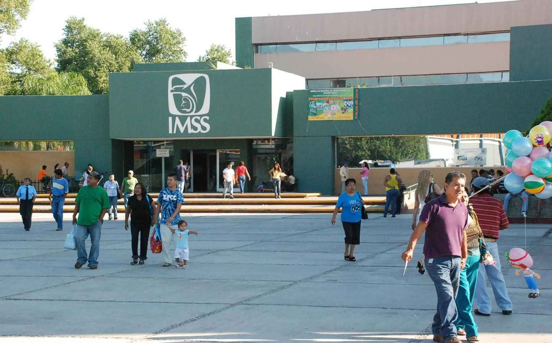 IMSS invierte 1,800 mdp en infraestructura