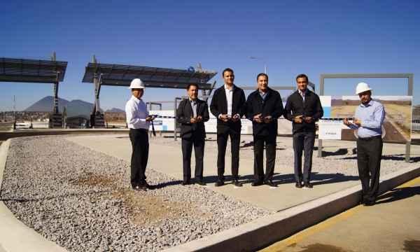 Inauguran primera etapa del Parque Industrial FINSA ll en Puebla