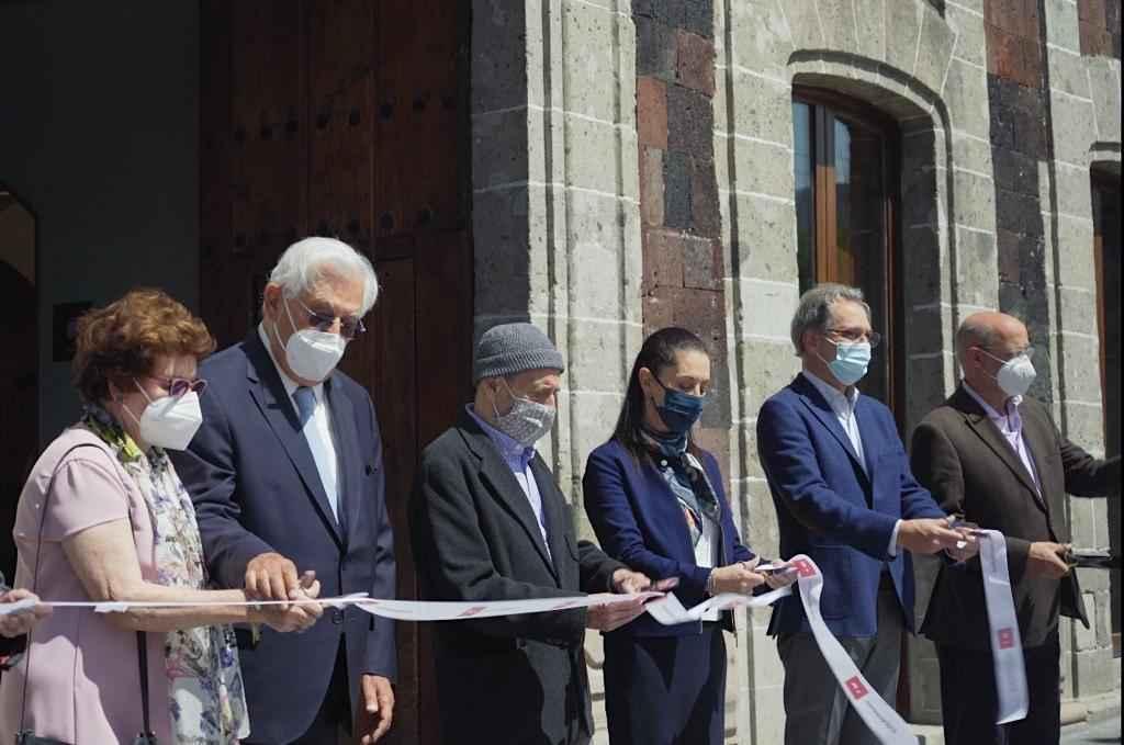 inauguración Museo Kaluz