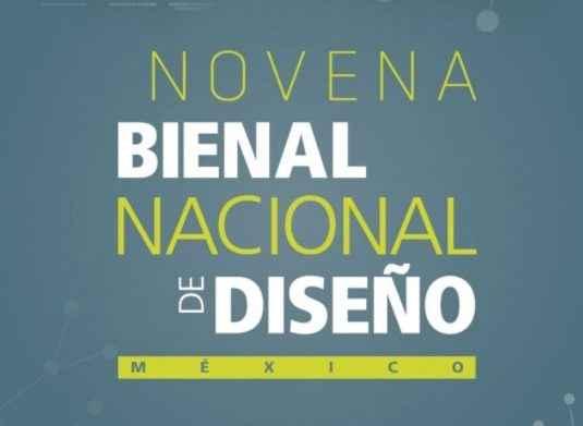 Convocatoria para novena edición de la Bienal Nacional de Diseño cierra el 18 de junio