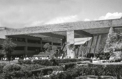 Inauguran muestra del panorama arquitectónico mexicano