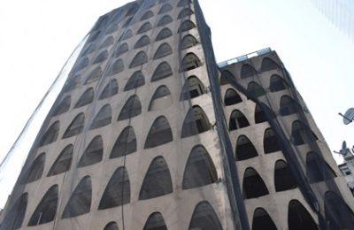 Continua demolición interna de Génova 33