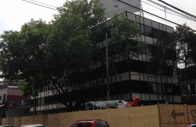 Continúan las demoliciones en la Ciudad de México