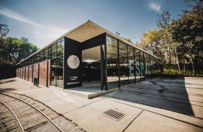 Ferrocarril de Chapultepec: Diseño arquitectónico