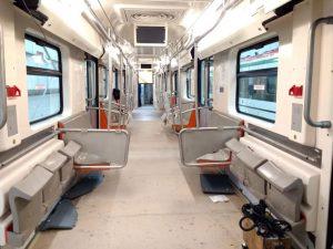 Inician pruebas de nuevo tren en Línea 1 del Metro