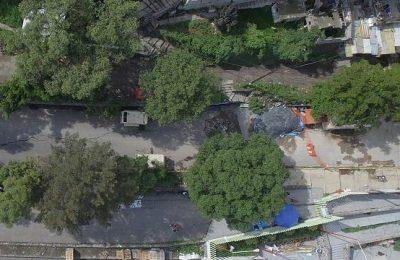 Continúa rehabilitación de carretera dañada por sismo de 19 septiembre