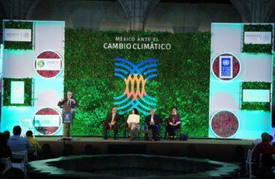 CDMX participa en el encuentro nacional: México ante el Cambio Climático