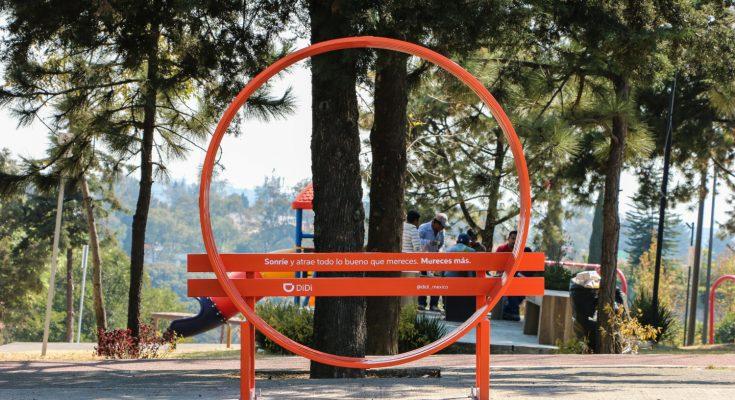 DiDi revitaliza espacios urbanos para fomentar convivencia