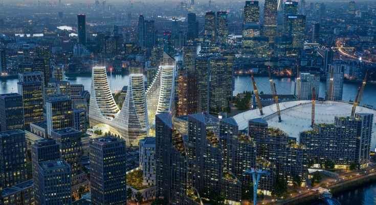 Santiago Calatrava presenta su primer proyecto en Londres