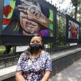 Exhiben en Rejas de Chapultepec obras de artistas urbanos de Iztapalapa