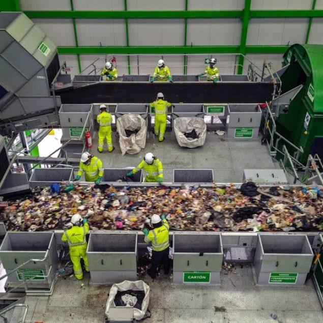 CDMX inaugura nueva planta para separación de basura en Vallejo