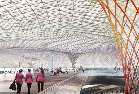 ICA y CICSA construirán el edifico terminal del NAICM