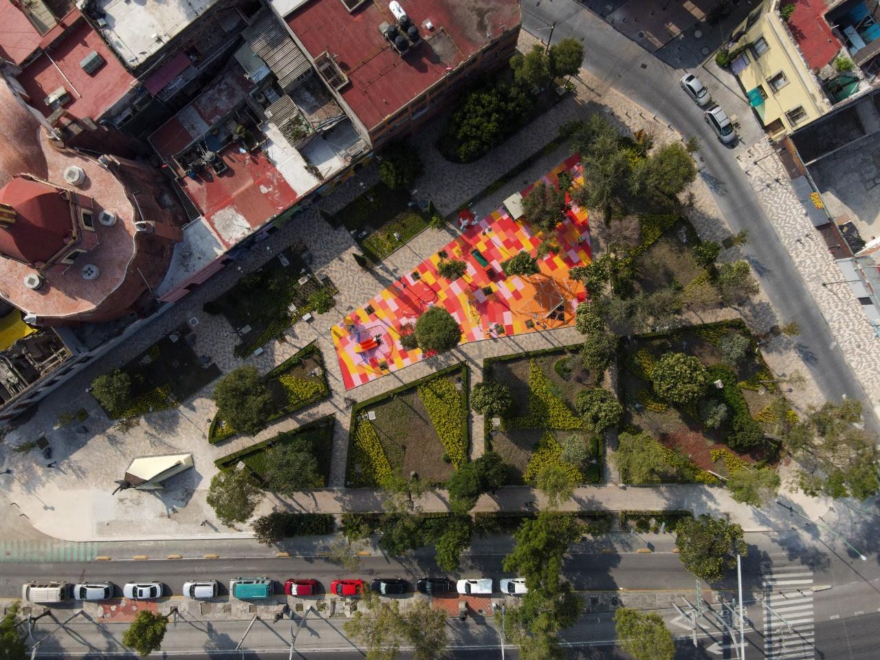 GCDMX invirtió 800 mdp en Revitalización del Centro Histórico