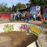 Convertirán antiguos parques acuáticos de Chapultepec en centros culturales