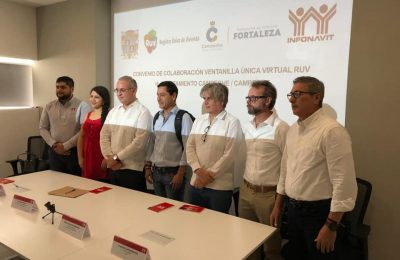 Implementará RUV ventanilla única en Campeche