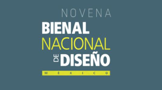 Presentan la novena Bienal Nacional de Diseño